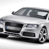 Wallpapers Audi A4 icon