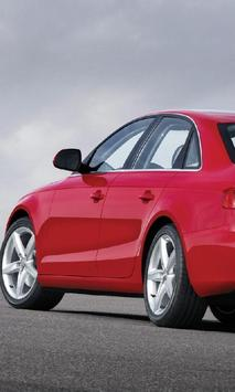 Wallpapers Audi A4 poster