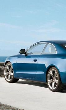 Wallpapers Audi A5 poster