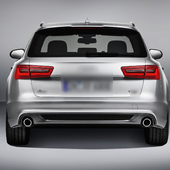 Wallpapers Audi A6 icon