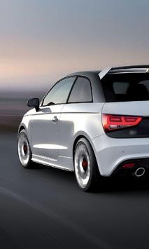 Wallpapers Audi A1 poster