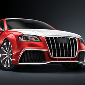 Wallpapers Audi A3 icon