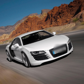 Wallpapers Audi R8 icon