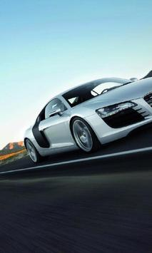 Wallpapers Audi R8 poster