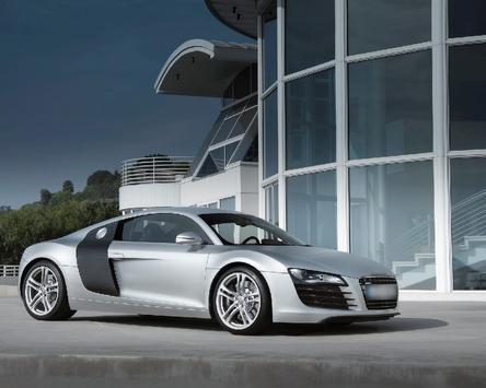 Wallpapers Audi R8 screenshot 3