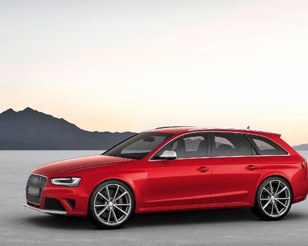 Wallpapers Audi RS4 apk screenshot
