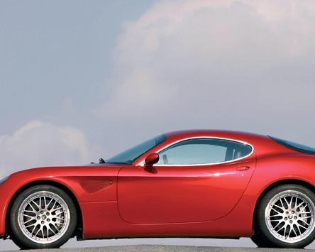 Wallpapers HD Alfa Romeo apk screenshot