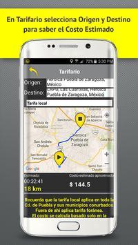 Taxi Antorcha screenshot 1