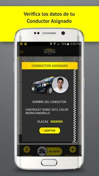 Taxi Antorcha screenshot 3