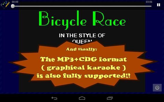 Karaoke - Sing Me (Free/Lite) screenshot 7