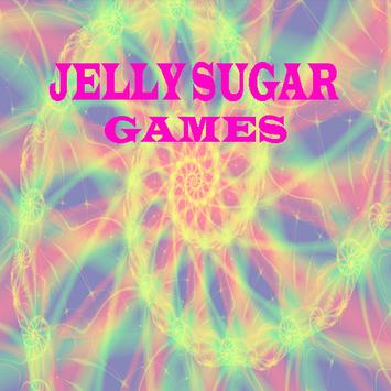 JELLY SUGAR GAMES poster