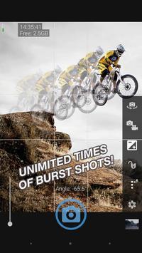 تحميل تطبيق fast camera اخر اصدار لالتقاط مايقارب 1800 صورة خلال دقيقة للايفون