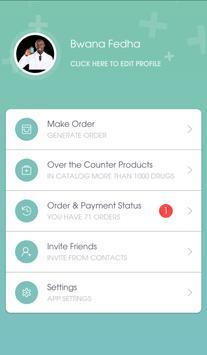Livia Dawa App apk screenshot