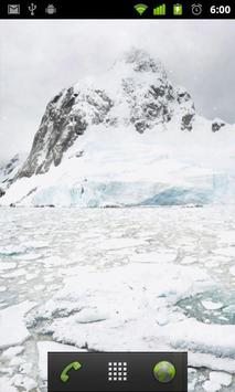 antarctica wallpaper apk screenshot