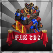 FHx CoC Base TH 11 New icon