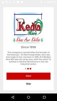Kedia Rice: Indian Sorted Rice apk screenshot