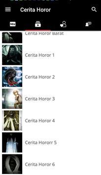 Cerita Horor apk screenshot