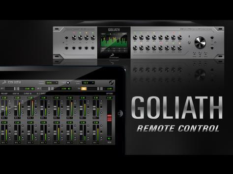 Goliath Remote screenshot 5