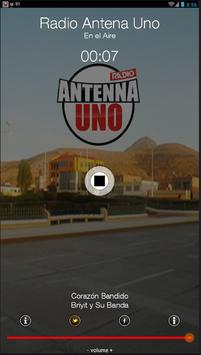 Radio Antena Uno Cuturapi apk screenshot