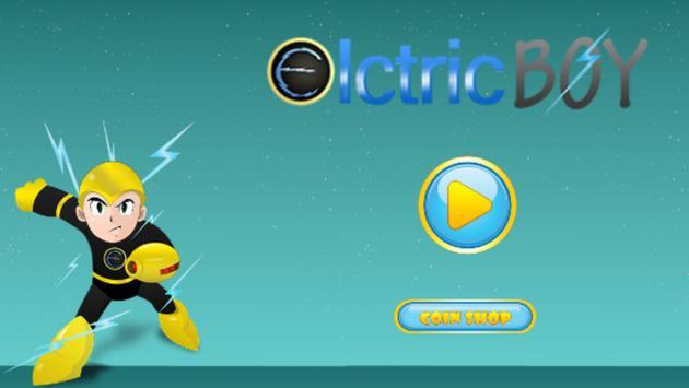 Electric Boy poster