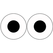 Googly Eyes icon