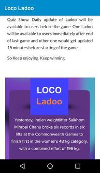 LOCO Ladoo स्क्रीनशॉट 1