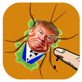 Smash Trump Wig icon