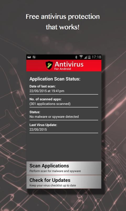 virus guard free download for android