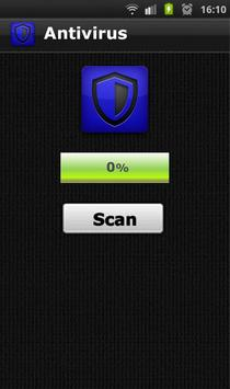 Antivirus for android poster