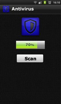 Antivirus for android apk screenshot