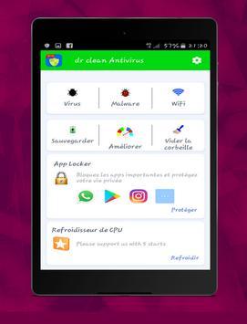 dr clean Antivirus screenshot 7