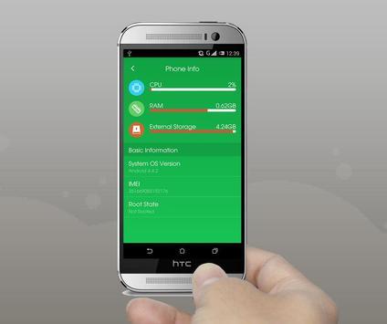Antivirus Master-Deep Cleaner(AppLock) screenshot 1