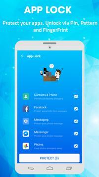Antivirus & Virus Remover (Applock, Clean, Boost) apk screenshot