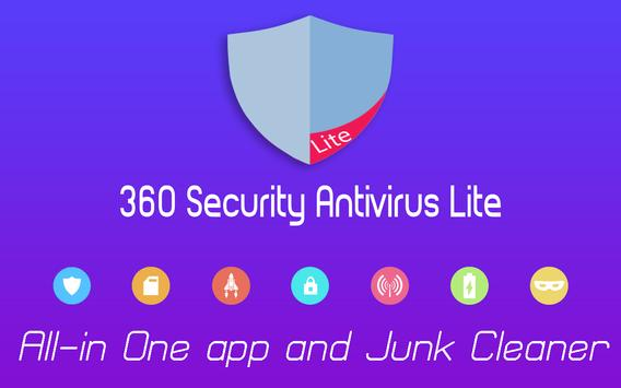 360 Antivirus Security Lite (Booster&Cleaner) bài đăng