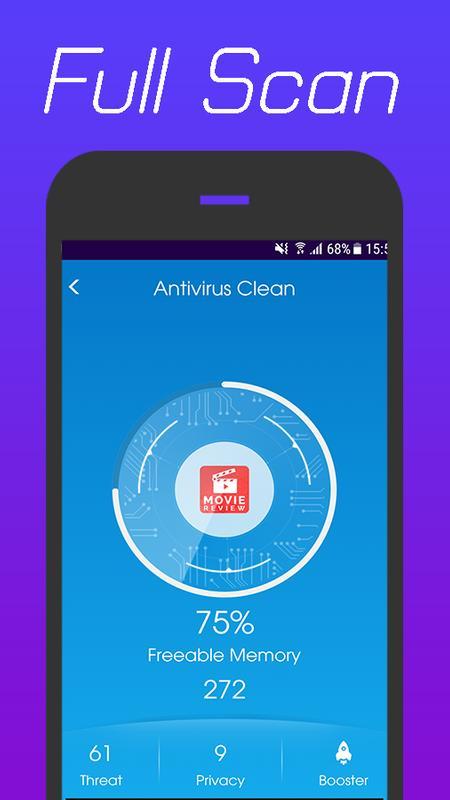 ... 360 Antivirus Security Lite (Booster&Cleaner) ảnh chụp màn hình 3 ...