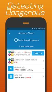 360 Antivirus Security Lite (Booster&Cleaner) ảnh chụp màn hình 5