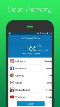 360 Antivirus Security Lite (Booster&Cleaner) ảnh chụp màn hình 7