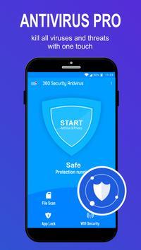360 Antivirus Security Lite (Booster&Cleaner) screenshot 2