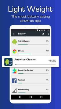 Antivirus Security Cleaner 2017 apk screenshot