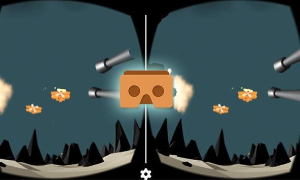 Anti Aircraft Defense VR apk screenshot