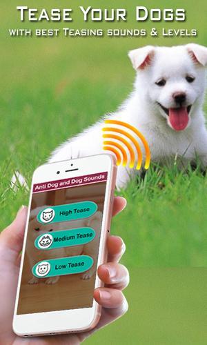 Anti Dog Sounds Dog Whistle Dog Teaser App安卓下载 安卓版apk