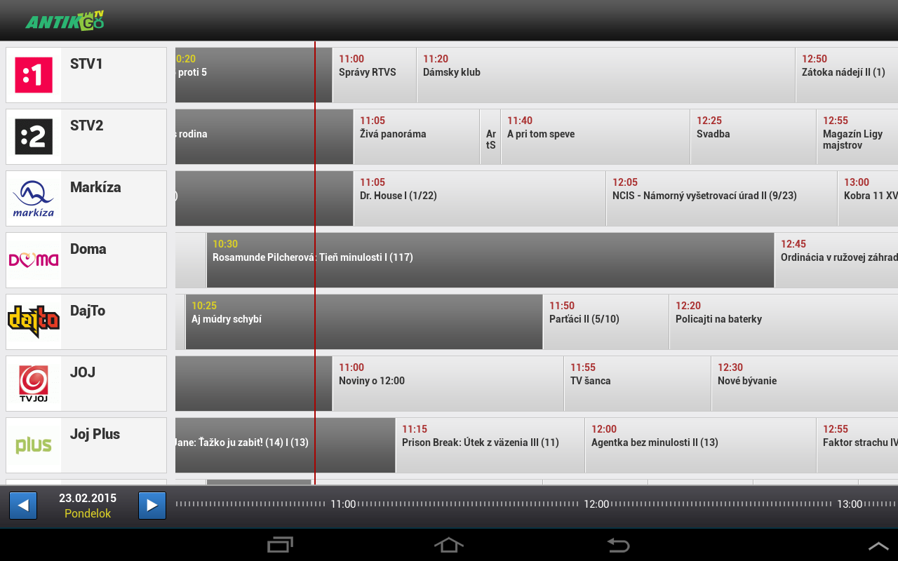814cefba9 AntikTV GO for Android - APK Download