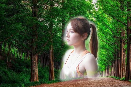 Forest Photo Frame screenshot 1