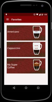 My Coffee apk screenshot
