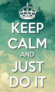 Wallpaper Apk Screenshot Keep Calm And