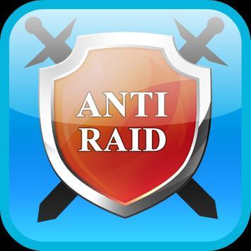 Anti Raid Clash of Clans poster