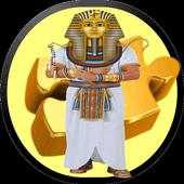 Pyramid jigsaw AntiStress : Free Puzzle icon