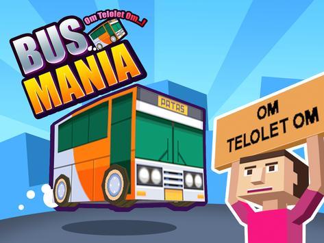 Bus Mania - Indonesia Version poster
