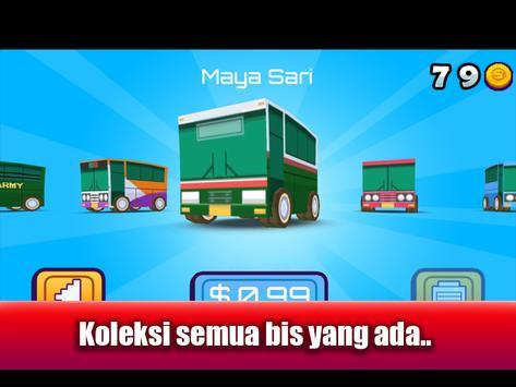 Bus Mania - Indonesia Version screenshot 13