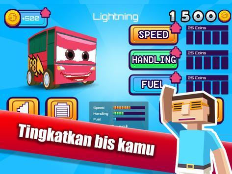 Bus Mania - Indonesia Version screenshot 1